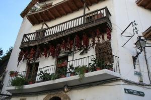 Balcón con encanto