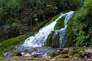 Cascada en el Río Cerezuelo