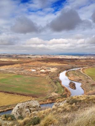 El Río Jarama y su vega