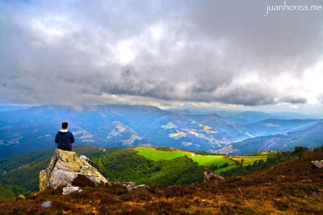 En algún lugar de la Sierra de Penouta, Asturias